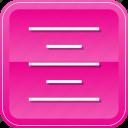 align, center, control, paragraph, text icon