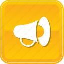 announcement, campgn, marketing, megaphone, promotion, sales icon