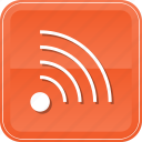 blog, communication, feed, media, news, rss, subscribe icon