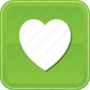 bookmark, favorites, favourite, heart, like, love, wishlist icon