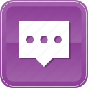 bubble, bubbles, chat, chatting, comment, conversation icon