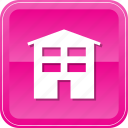 building, business, company, house, mall, real, store icon