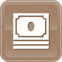 cash, dollar, earnings, money, profit, savings, stack icon