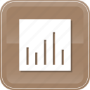 chart, graph, growth, pie, revenue icon