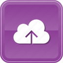 cloud, computing, data, storage, upload icon