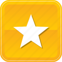 bookmark, favorite, favourite, rate, star icon