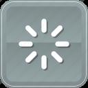 loading, spanner, spinner, wt icon