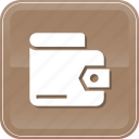 billfold, finance, money, saving, shop, wallet icon