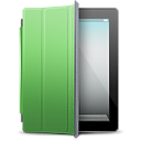 cover, green, ipad icon