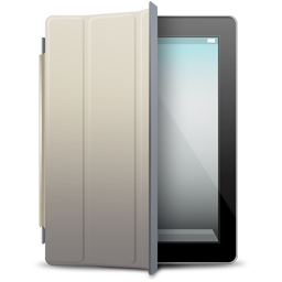 beige, cover, ipad icon