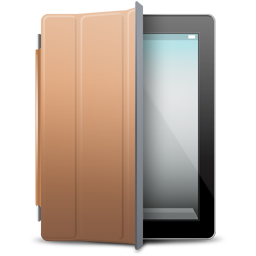 brown, cover, ipad icon
