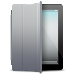 cover, gray, ipad icon