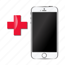 diagnostic, iphone, service1, smartphone icon