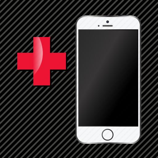 diagnostic, iphone, service1, smartphone icon
