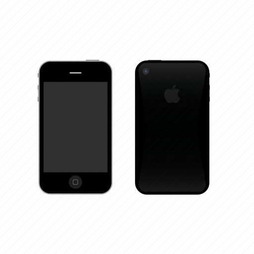 apple, iphone4 icon