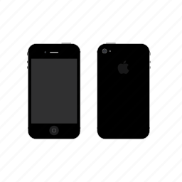 apple, iphone3 icon