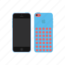 apple, heavenly, iphone, iphone 5c icon
