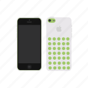 apple, iphone, iphone 2g, white icon
