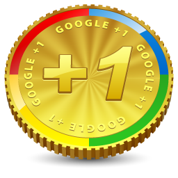 +1, coin, google, google+, one, plus icon
