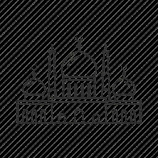 church, mosque, temple, worship icon