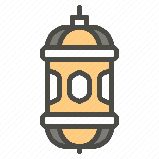 Islam, lantern, light, moslem, ramadan icon - Download on Iconfinder