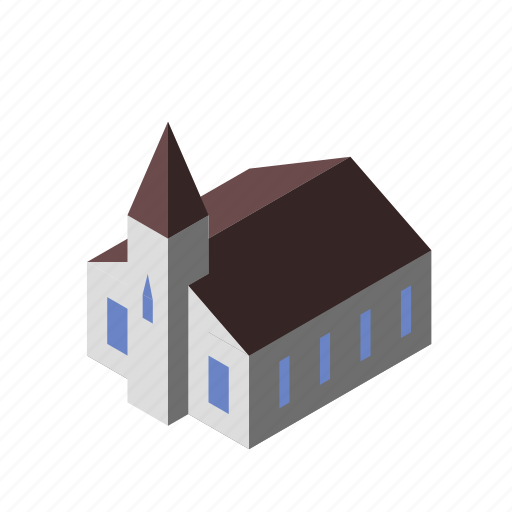 building, church, god, house, praise, religion, sunday icon