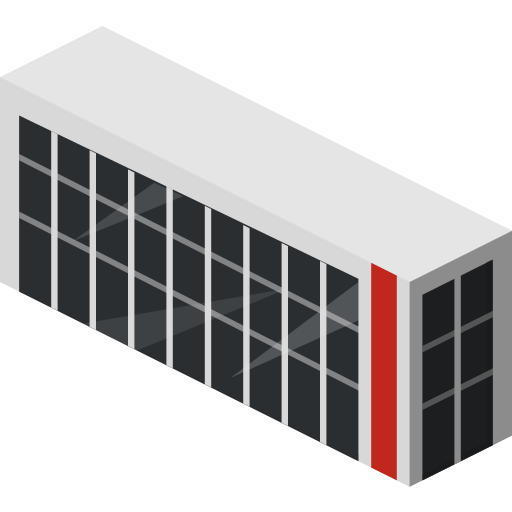 building, skyscraper icon