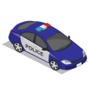 car, police, vehicle