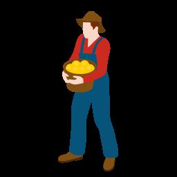 farm, farmer, male, man, people icon