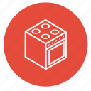 kiln, stove, cooking, dinner, oven, furnace, kitchen icon