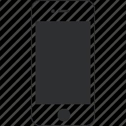 apple, gadget, handheld, handphone, idevice, iphone, iphone4, iphone4s, mobile, phone, smartphone, touchscreen, white icon
