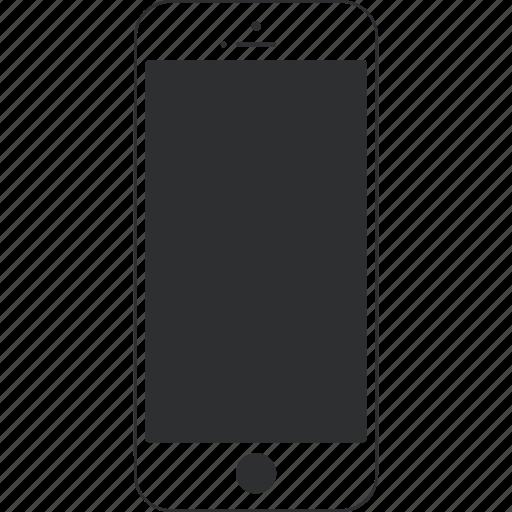 apple, gadget, handheld, handphone, idevice, iphone, iphone5, iphone5s, mobile, phones, smartphone, touchscreen, white icon