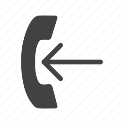 call, communication, incoming, internet, message, phone icon