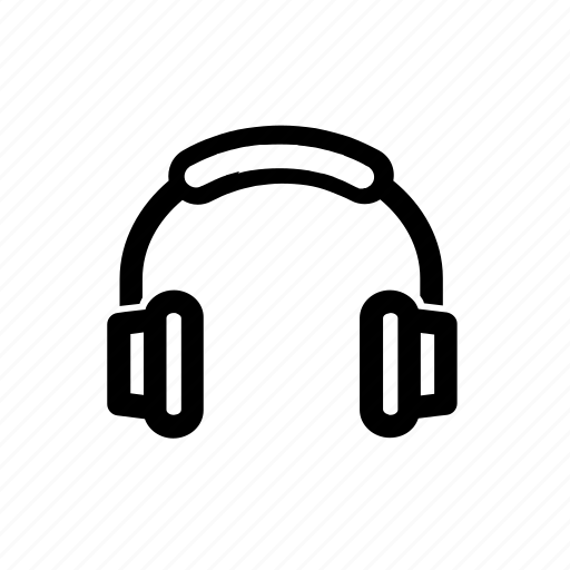 Audio, earphones, headphones, music, sound icon - Download on Iconfinder