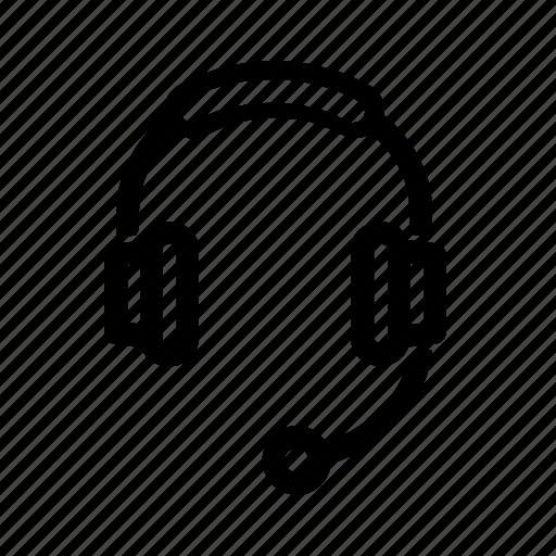 audio, earphones, headphones, headset, sound, voice record icon