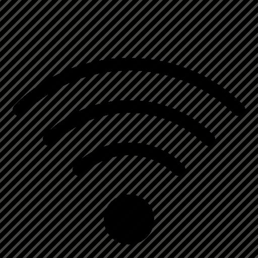 computer, hardware, it, programming, service, webdesign, wifi icon