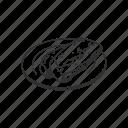 dessert, food, italian, italian food, semifreddo, snack, sweet icon