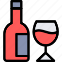 country, europe, fashion, italy, wine icon