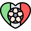 country, europe, fashion, italy, soccer icon