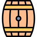 barrel, country, europe, fashion, italy icon