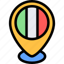 country, europe, fashion, italy, placeholder icon