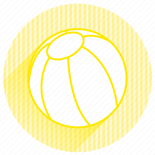 baby, baby items, ball icon