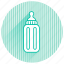 baby, baby bottles, baby items, bottle, feeding icon