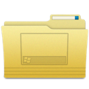 desktop, folder icon