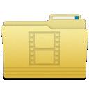 videos, folder