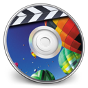 dvd, maker, windows icon