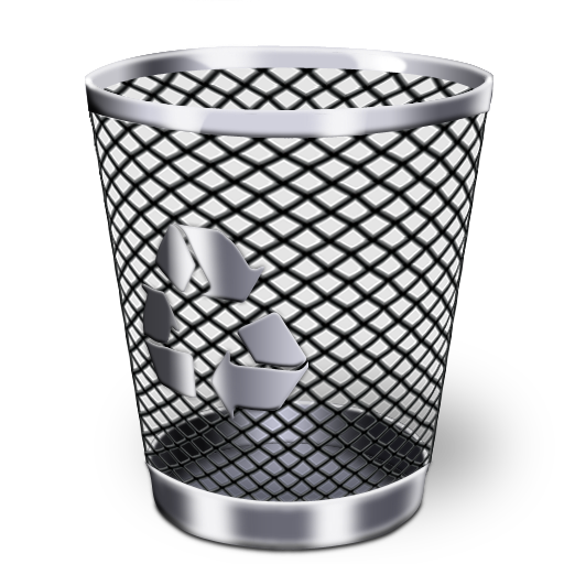 Bin, garbage, recycle, trash icon | Icon search engine