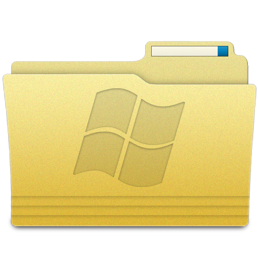folder, windows icon