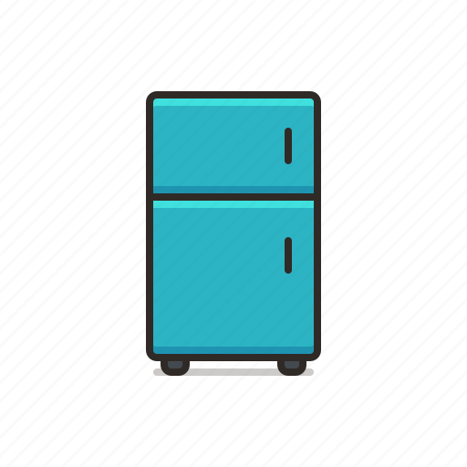 appliance, electronics, fridge, kitchen icon