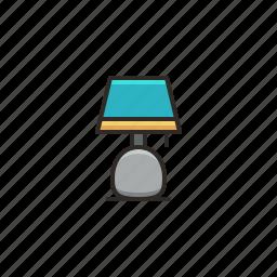 furniture, home, lamp, light, lighting icon